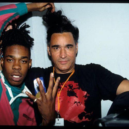 Ernie Paniccioli запустил большой хип-хоп фотоархив онлайн