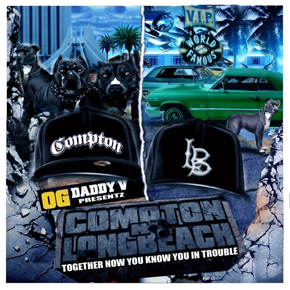 «It's Long Beach And Compton» (feat. MC Eiht & Goldie Loc)