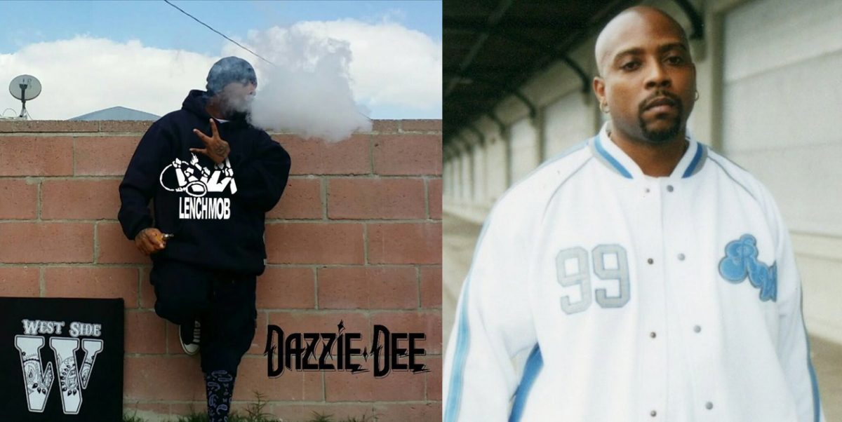 Dazzie Dee рассказал о том как он познакомился с Nate Dogg