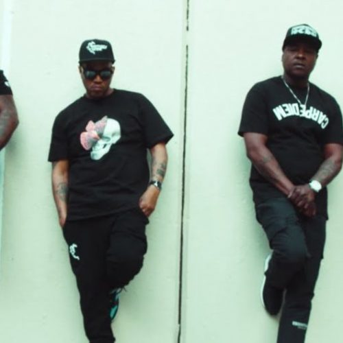 The LOX — «Bout Shit» (feat. DMX)