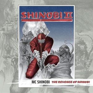 MC Shinobi — «The Revenge of Shinobi»