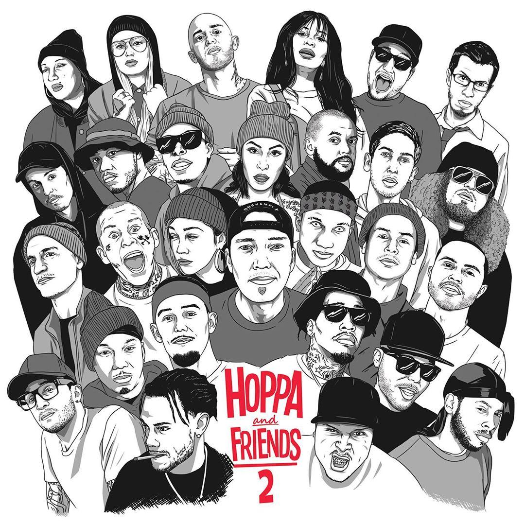 DJ Hoppa — «Hoppa and Friends 2»