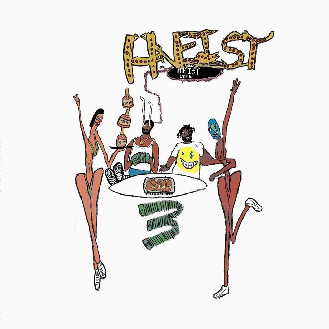 $auce Heist & Camoflauge Monk — «$auce Monk 3»
