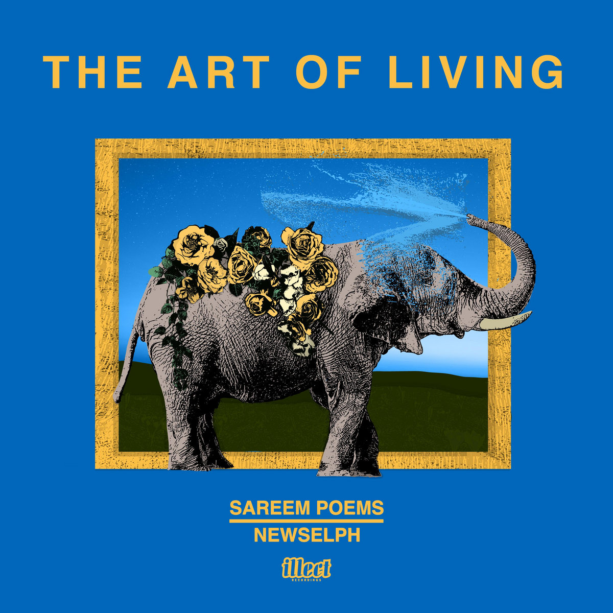 Sareem Poems & Newselph — «The Art Of Living»