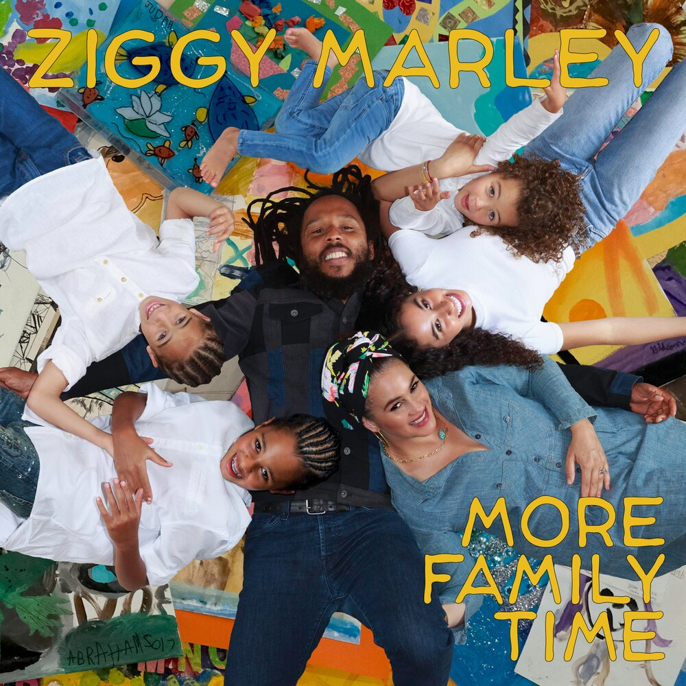 Ziggy Marley — «More Family Time»