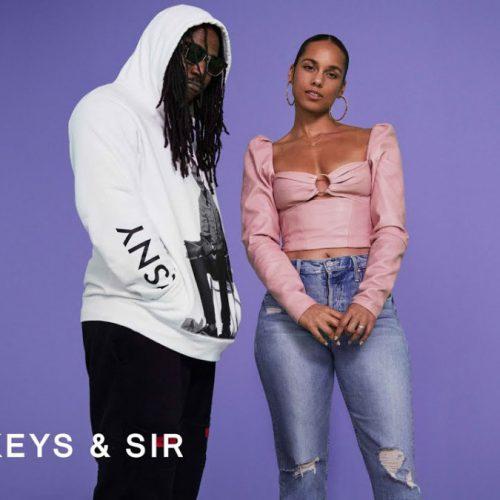 Alicia Keys и SiR выступили на канале COLORS