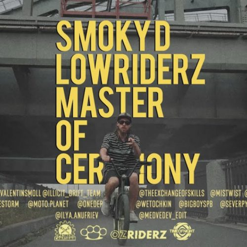 Smoky D & Lowriderz — «Master Of Ceremony»
