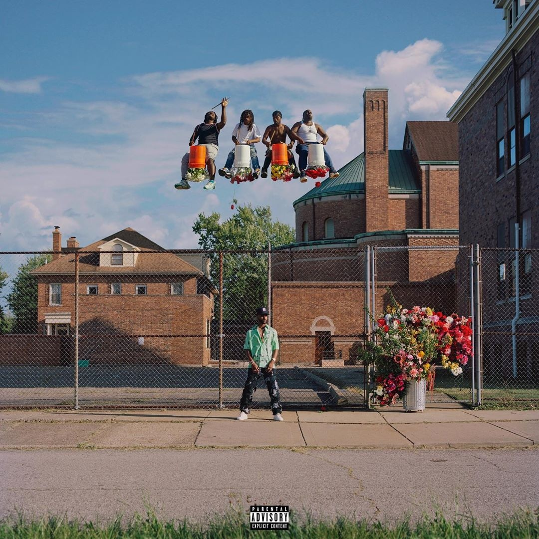 Big Sean — «Detroit 2»