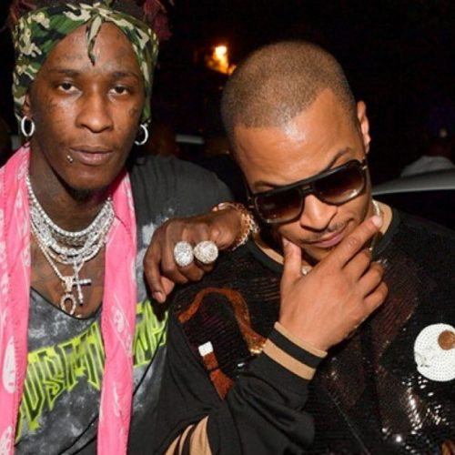 T.I. — «Ring» (feat. Young Thug)