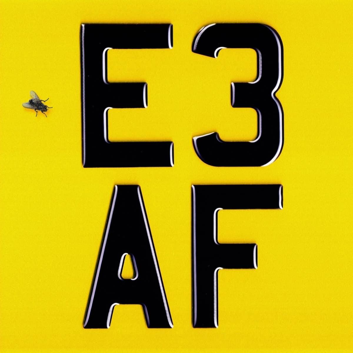 Dizzee Rascal — «E3 AF»
