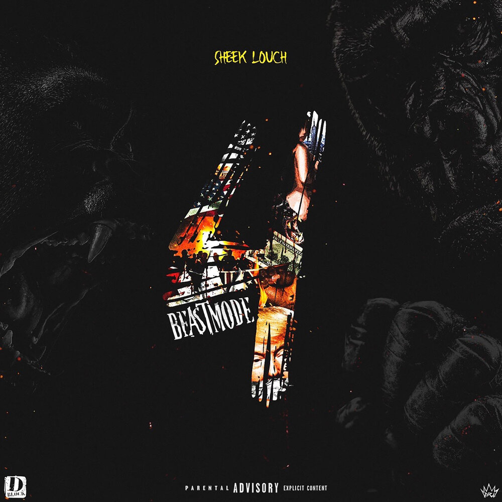 Sheek Louch — «Beast Mode 4»