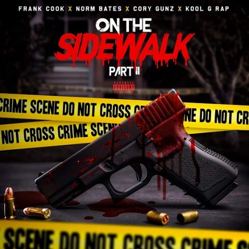 Frank Cook — «On The Sidewalk 2» (feat. Cory Gunz, Kool G Rap & Norm Bates)