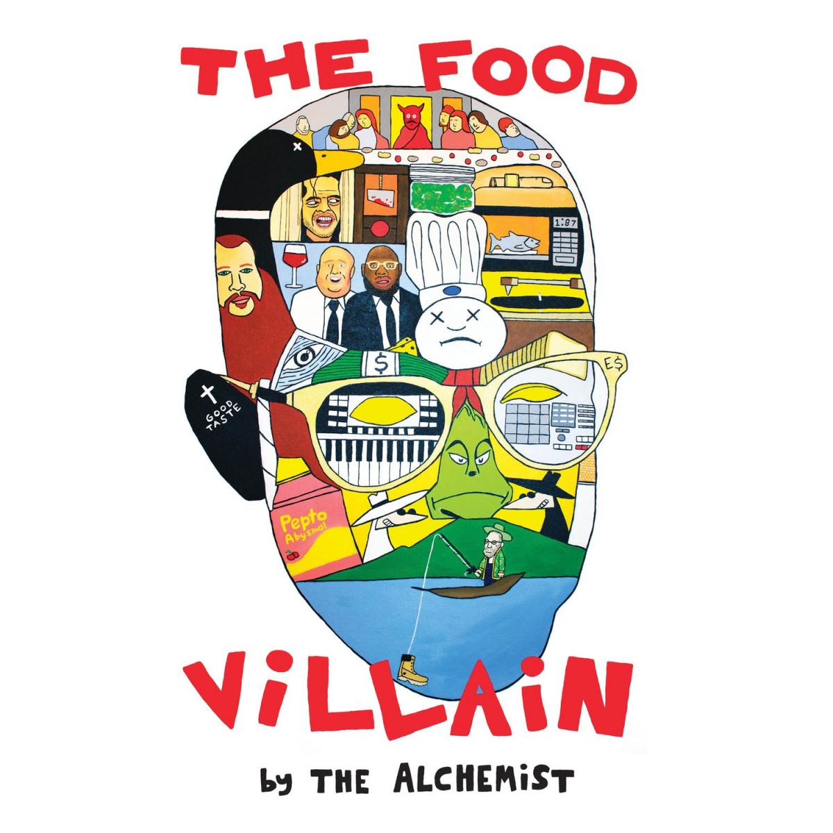 The Alchemist — «The Food Villain»