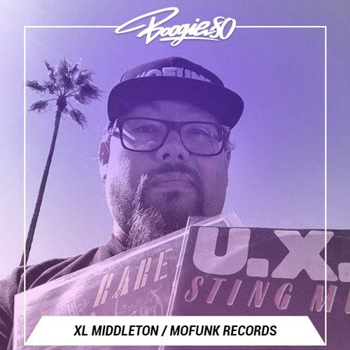 XL Middleton — «80's Soul Funk Mix»