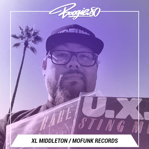 XL Middleton — «80's Soul Funk Mix»