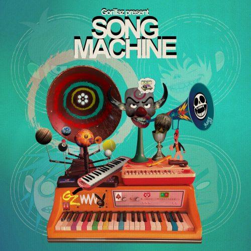 Gorillaz — «Song Machine, Season One: Strange Timez»