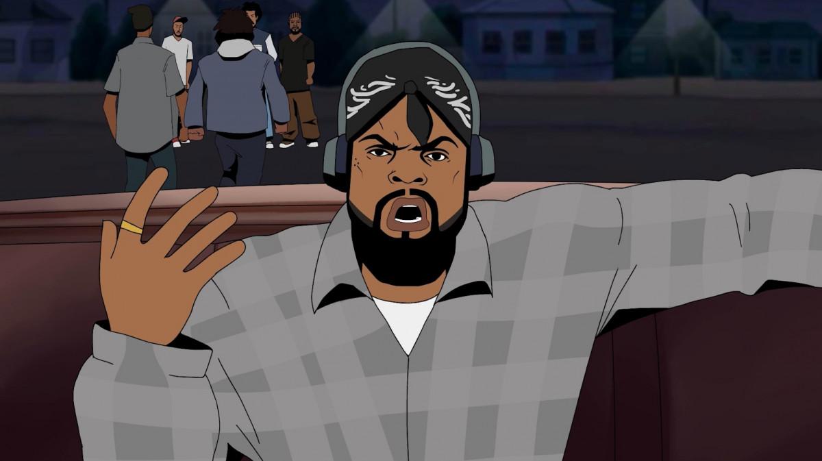 Российская студия анимации RIK ANIMATION сделала новый клип для Ice Cube. Как так получилось?