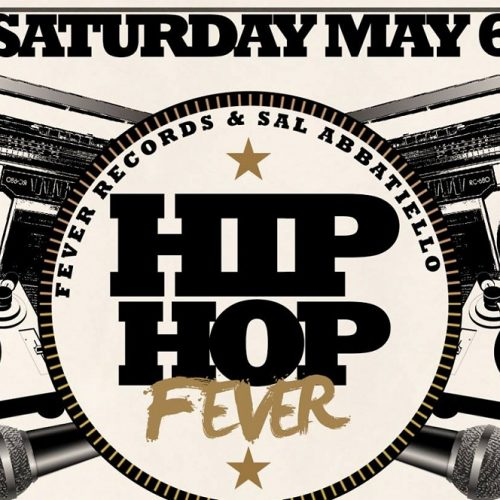 Запись с концерта Hip-Hop Fever (май, 2017)