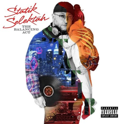 Statik Selektah — «The Balancing Act»