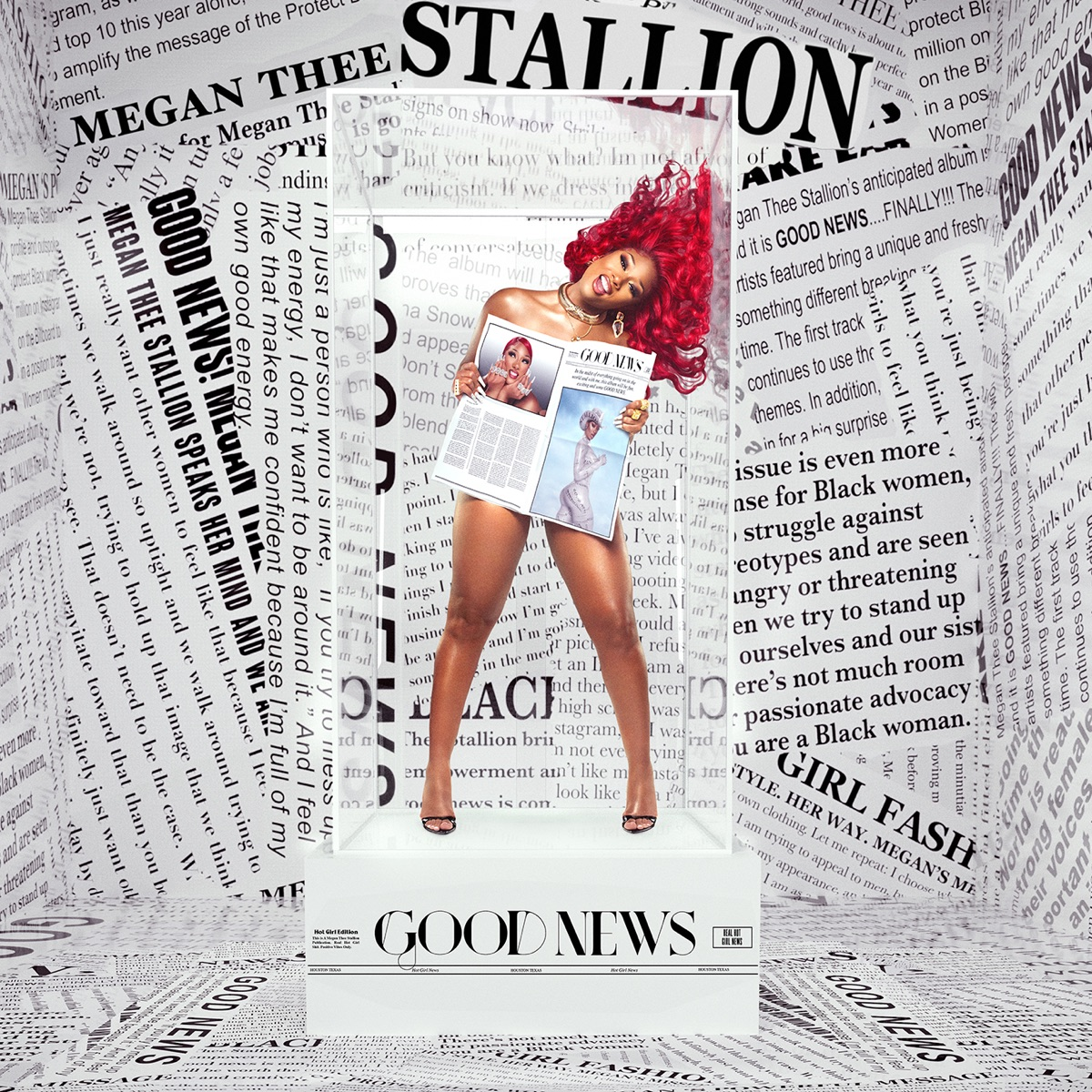 Megan Thee Stallion — «Good News»