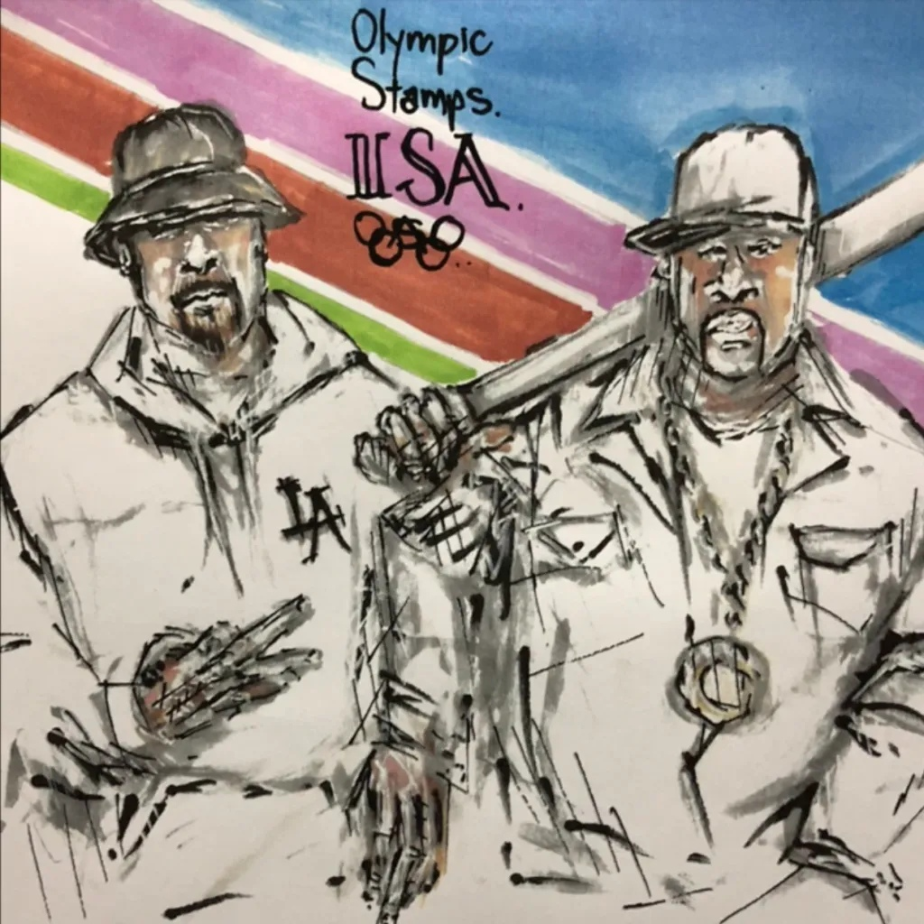 DJ Muggs — «Olympic Stamps» (feat. Cappadonna)