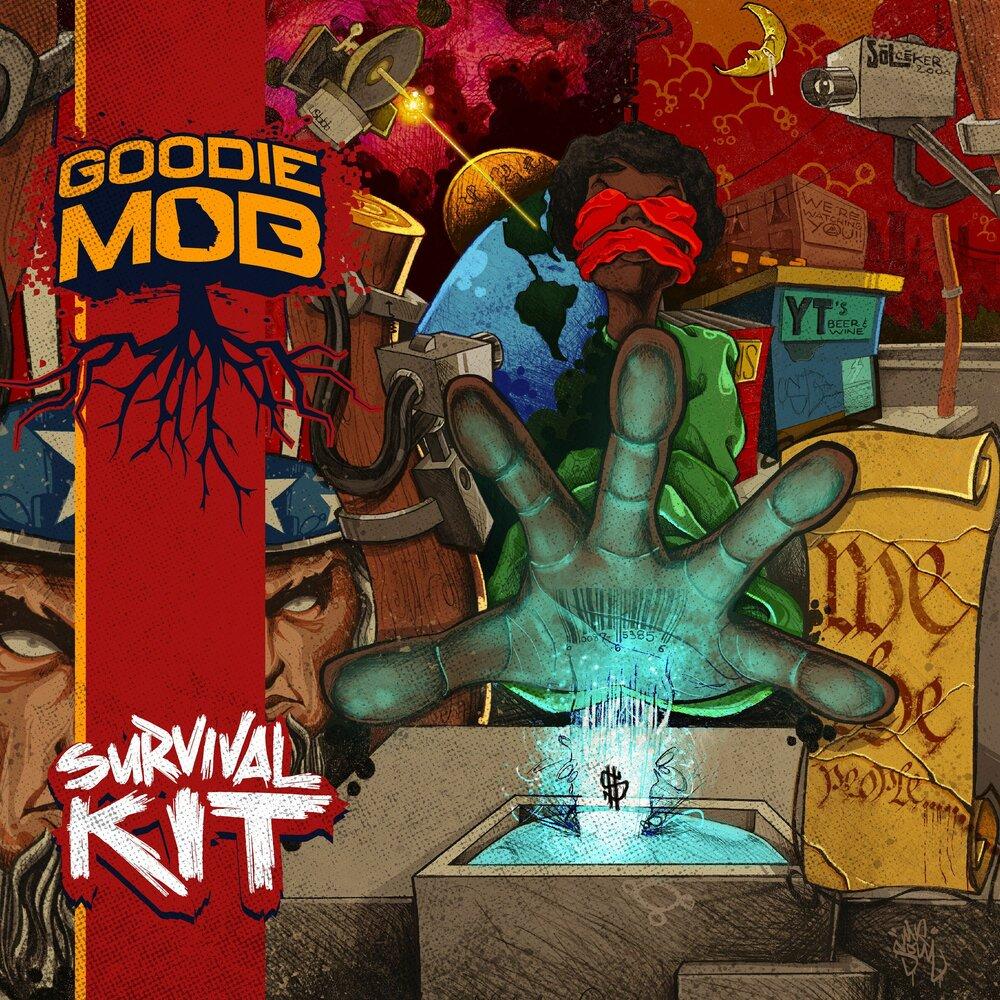 Goodie Mob — «Survival Kit»