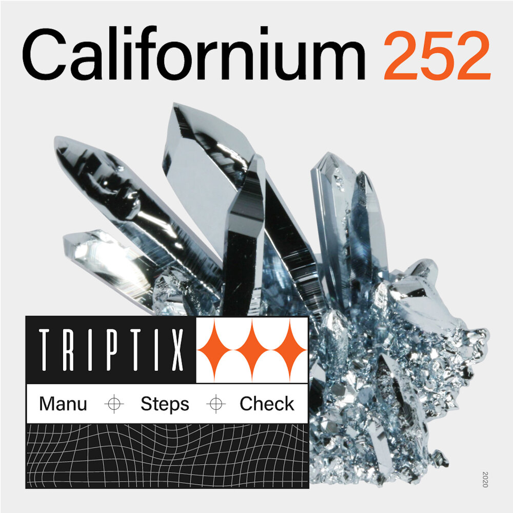 TRIPTIX (Коля Маню, Steppa Style и T.Check) — «Californium 252»