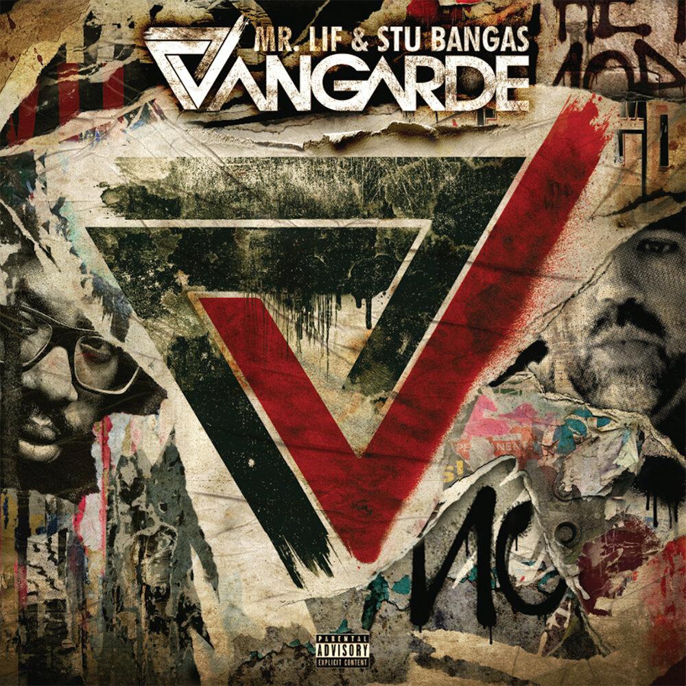 Mr. Lif & Stu Bangas — «Vangarde»