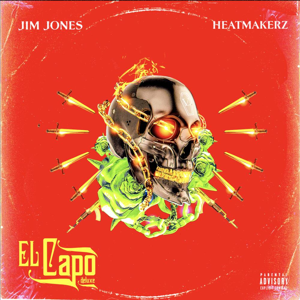 Jim Jones — «El Capo» (Deluxe)