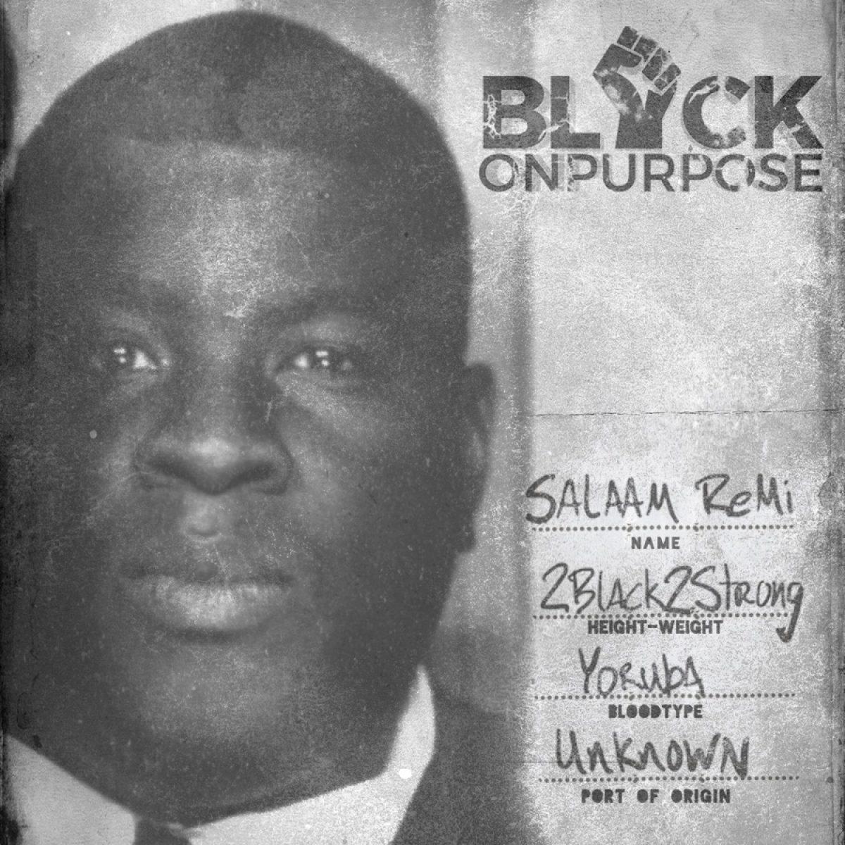 Salaam Remi — «Black On Purpose»