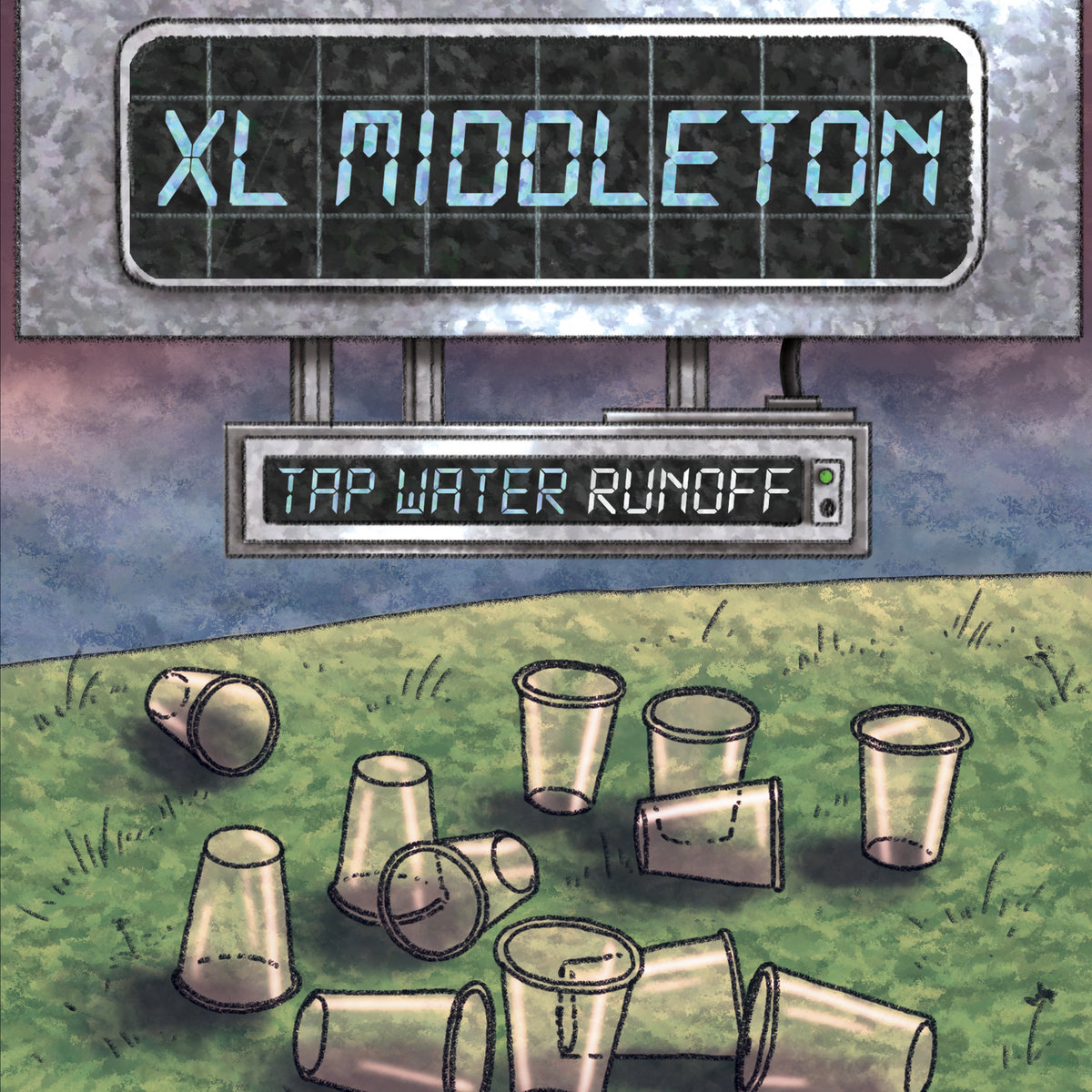 XL Middleton — «Tap Water Runoff»