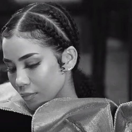 Jhené Aiko — «10k Hours» (feat. Nas)