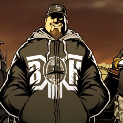 DJ Muggs & Ill Bill — «Skull & Guns» (feat. Slaine & Everlast)