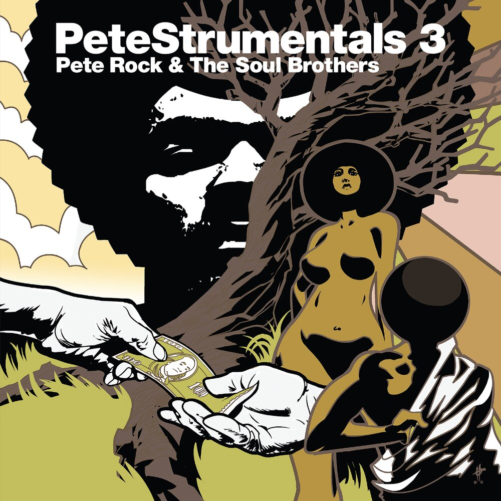 Pete Rock & The Soul Brothers — «PeteStrumentals 3»