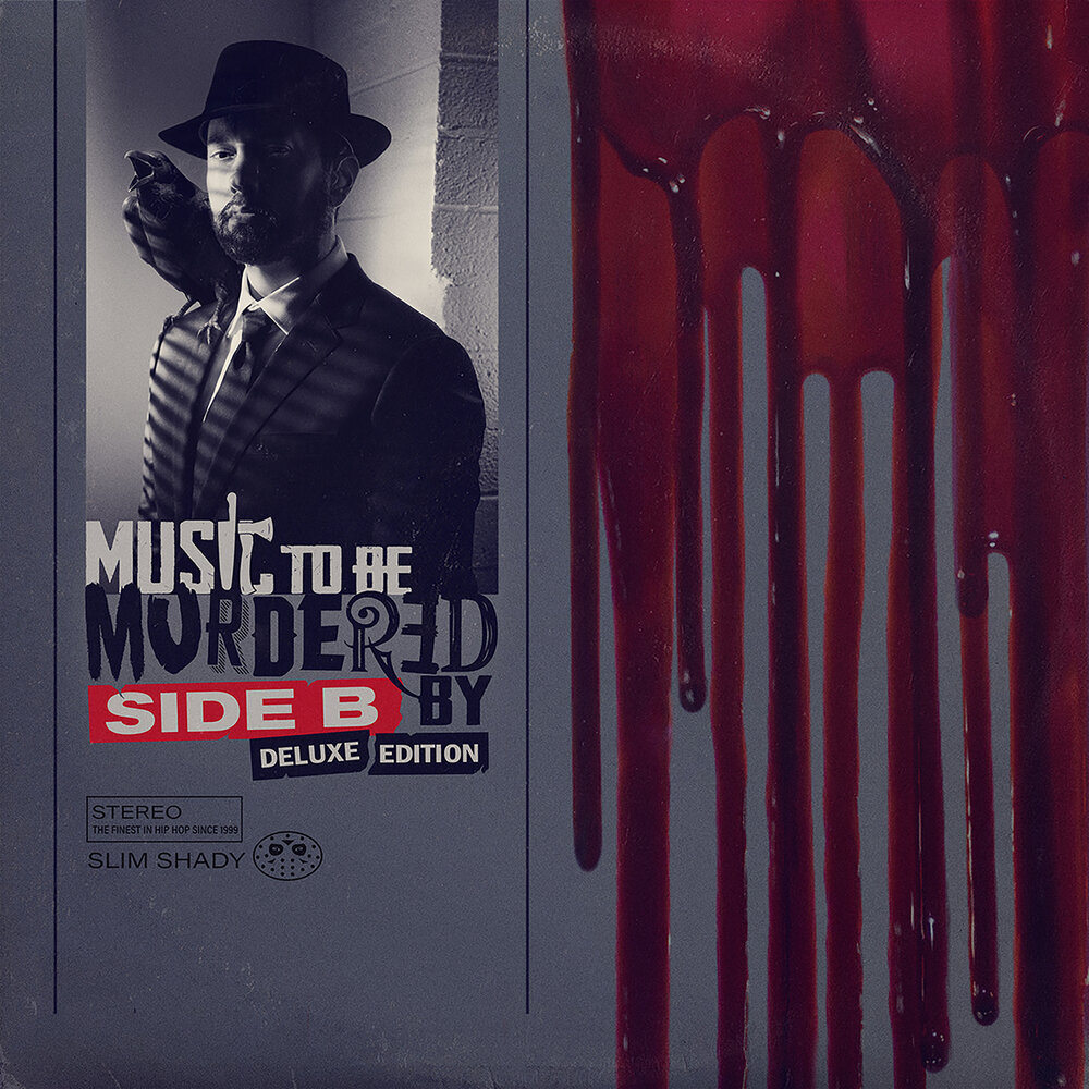 Eminem — «Music To Be Murdered By: Side B»