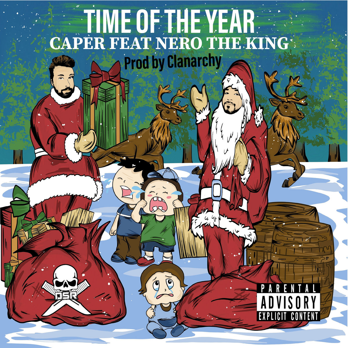 Caper — «Time Of The Year» (feat. Nero The King)