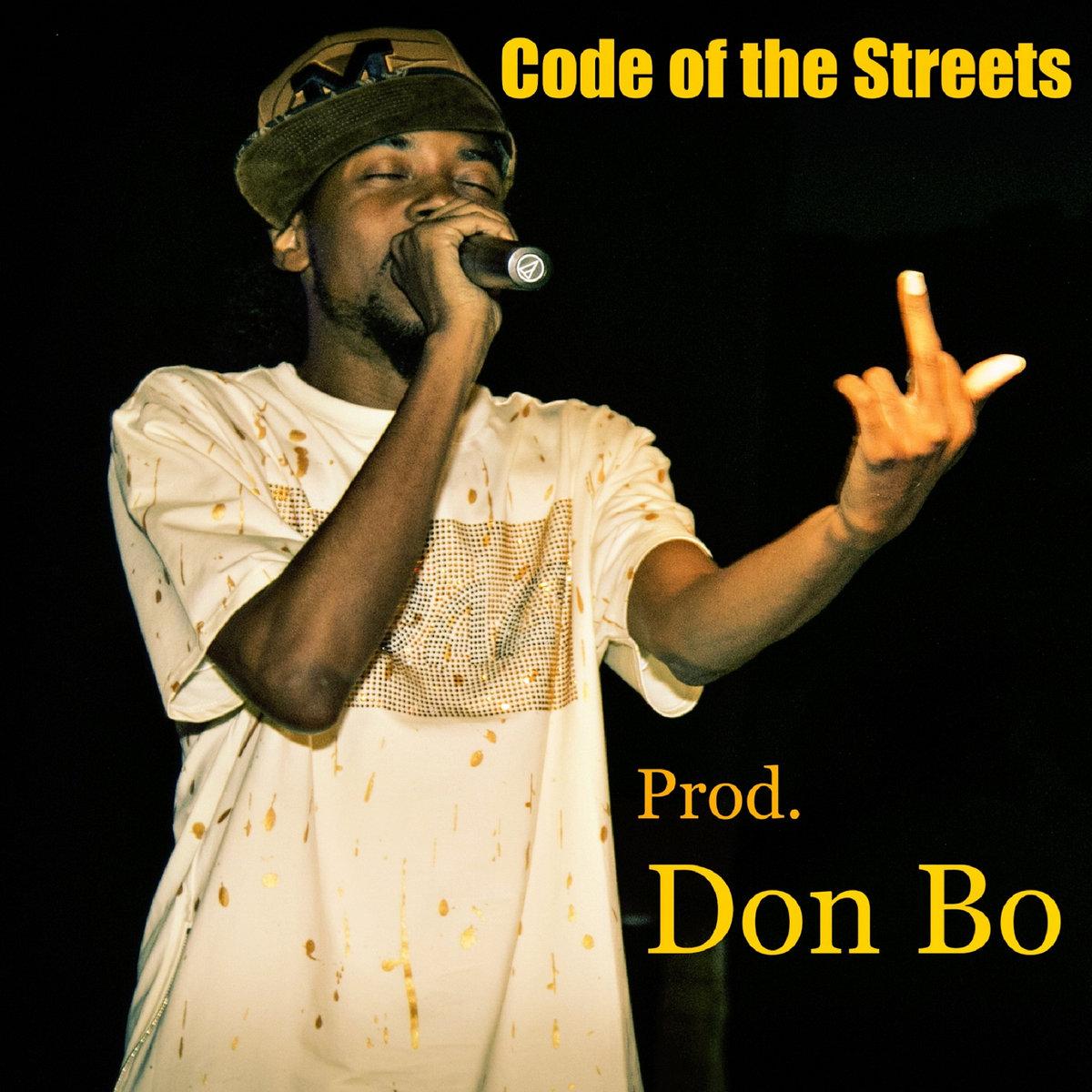 Savior Monroe — «Code Of The Streets»