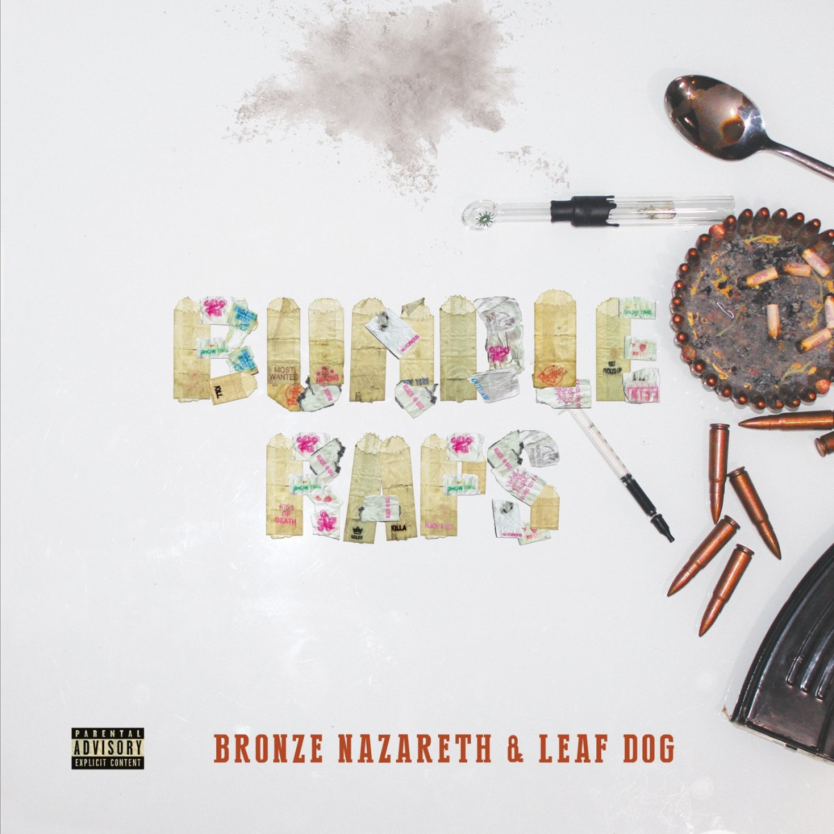 Bronze Nazareth & Leaf Dog – «Bundle Raps»