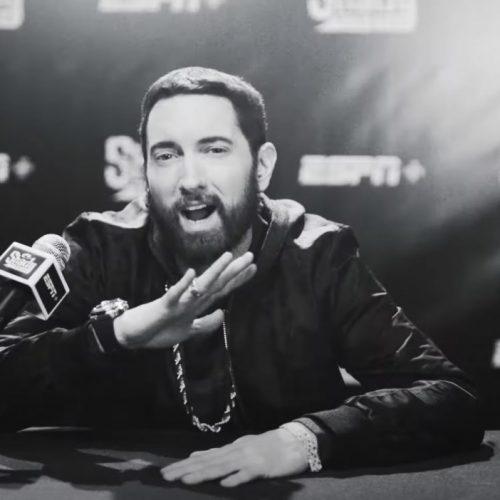 Eminem — «Higher»