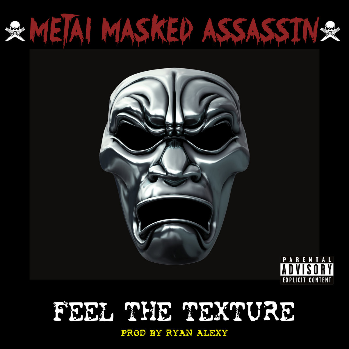 Metal Masked Assassin — «Feel The Texture»