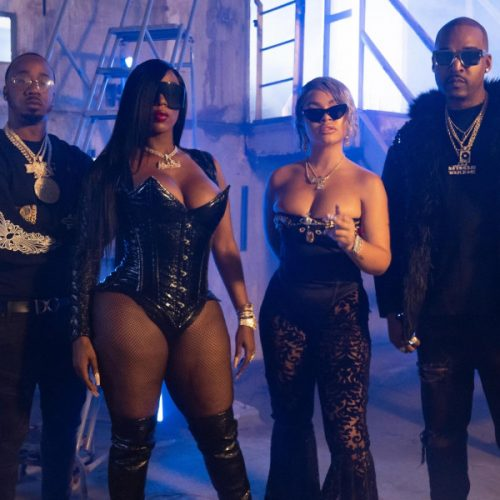 Kash Doll & DJ Infamous — «Bad Azz» (feat. Mulatto & Benny the Butcher)