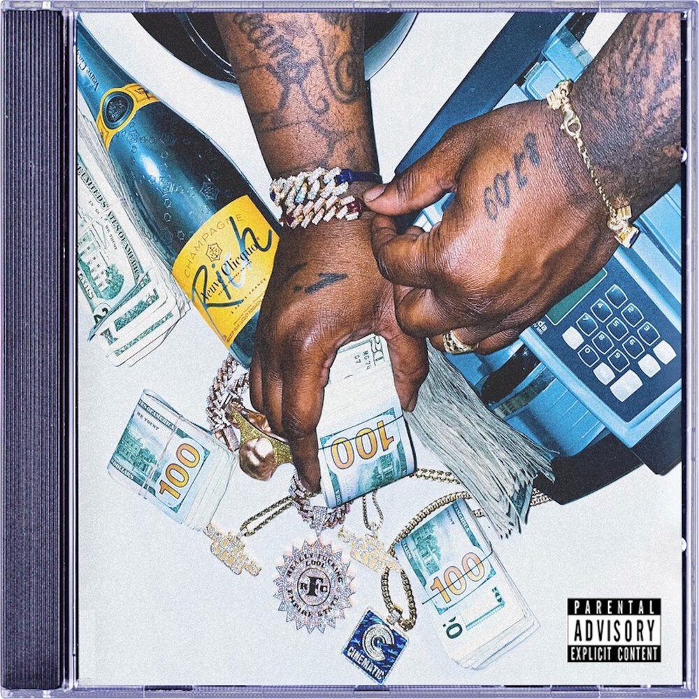 Smoke DZA, Nym Lo, Jayy Grams, 183rd & OT the Real — «R.F.C (Money Is the Motive) Pt. 1»