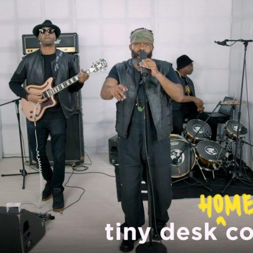 Th1rt3en (Pharoahe Monch, Marcus Machado & Daru Jones) выступили в рамках проекта Tiny Desk Concert