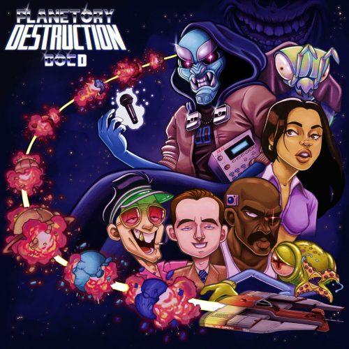 Doc D (Logic) — «Planetory Destruction»