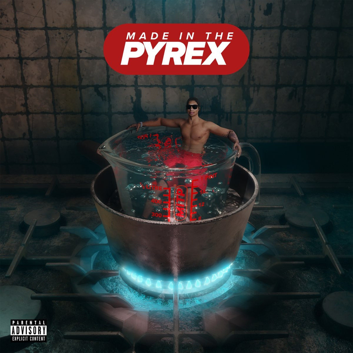 Digga D — «Made In The Pyrex»