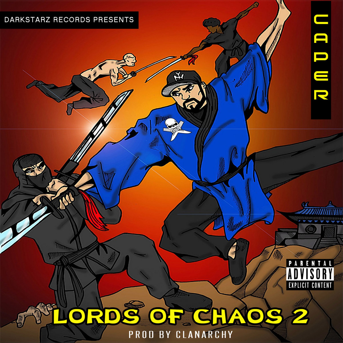 Caper — «Lords Of Chaos 2»