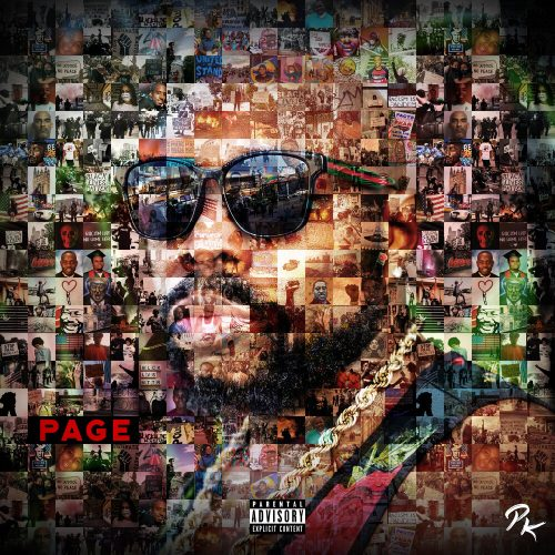 Page Kennedy — «Page»
