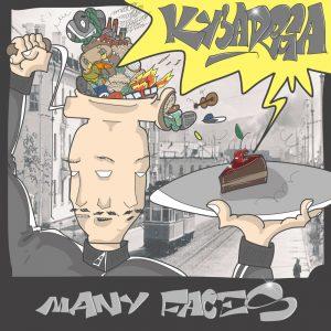 KY3A DEGA — «Many Faces»