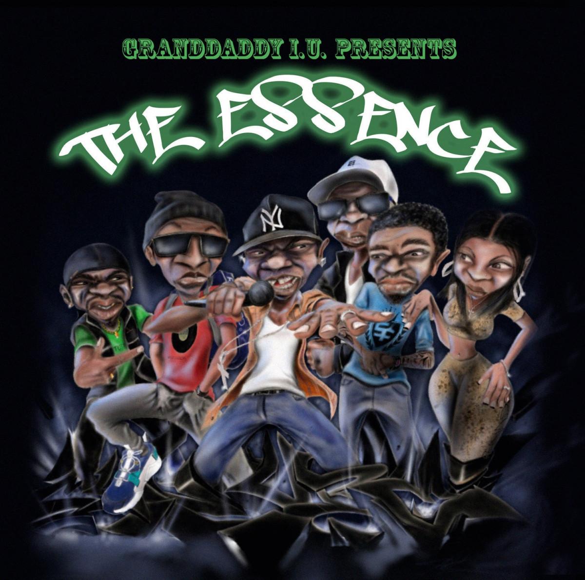 Впервые на CD: Grand Daddy I.U. — «The Essence»