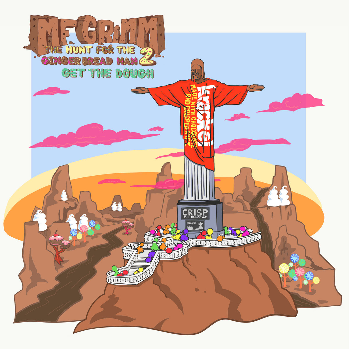 MF Grimm — «The Hunt For The Gingerbread Man 2: Get The Dough»